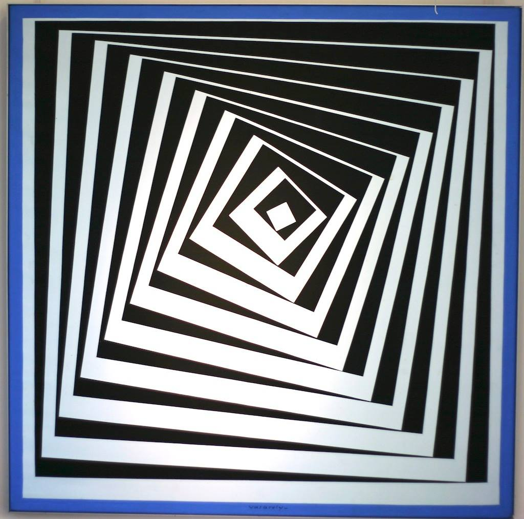 Pavo - Victor Vasarely