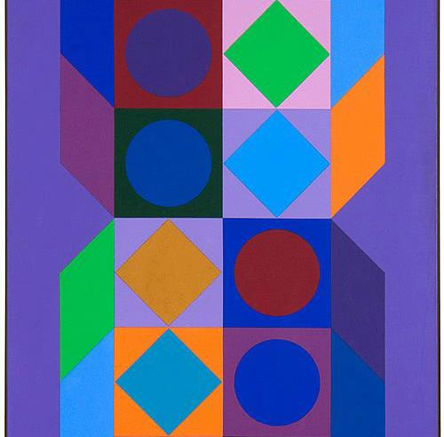 Sonora Do - Victor Vasarely